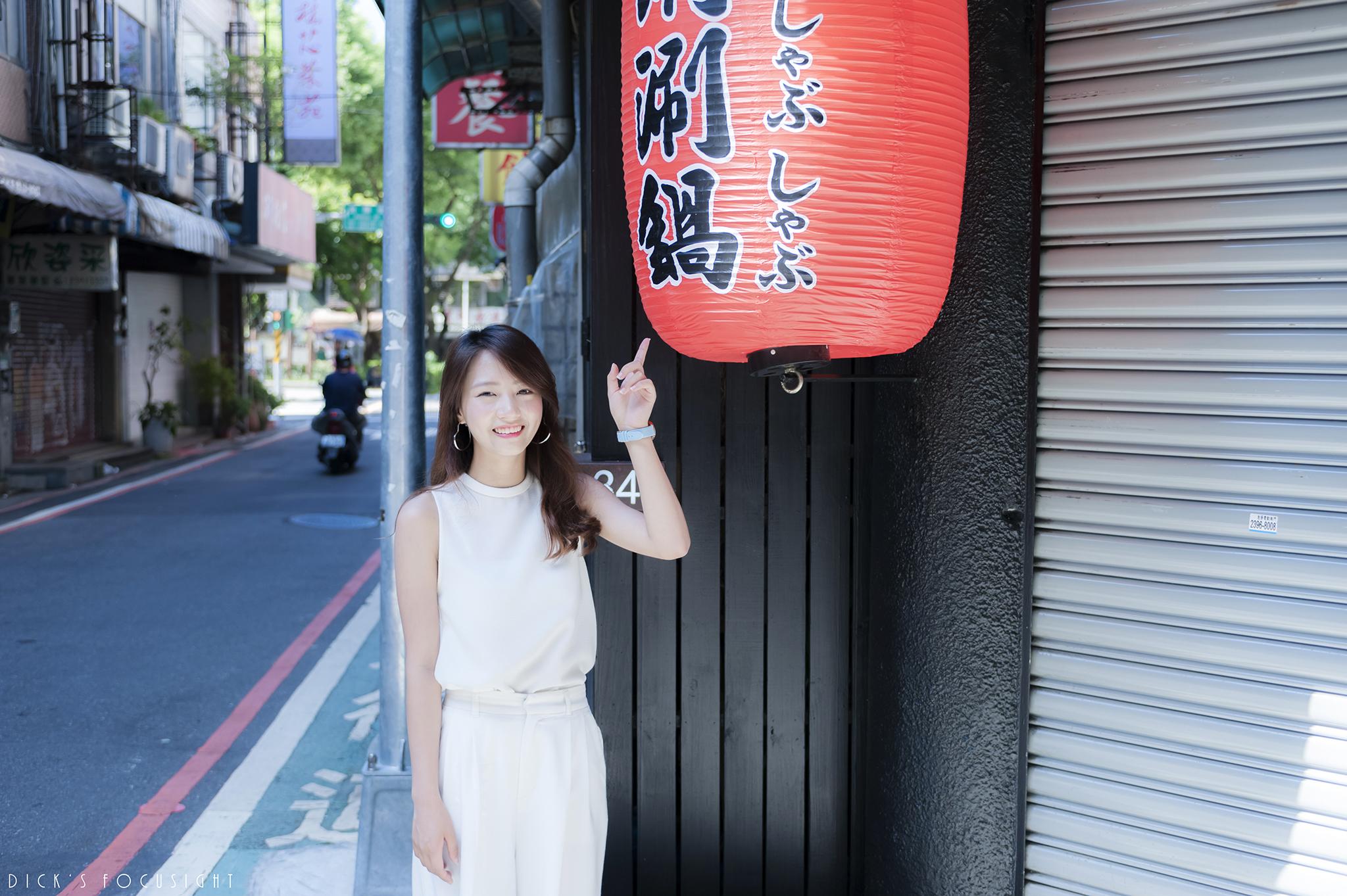 DSC 9512 - 【人像寫真】清新夏日