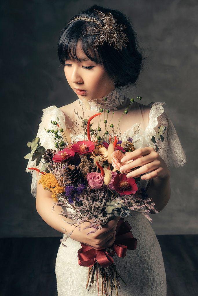 DSC5357 684x1024 - 【自主婚紗】+小花+